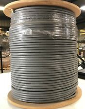 Commscope 1000 ft Cable F59HEC-2VV Grey Headend Cable