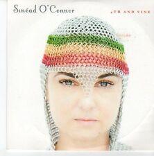 (EB126) Sinead O'Connor, 4th & Vine - 2012 DJ CD