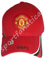 MANCHESTER UNITED HAT CAP OFFICIAL AUTHENTIC MANU MUFC gear soccer