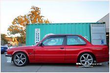 BMW E30 1982-1994 2 DOOR WEATHER SHIELD WEATHERSHIELD WINDOW DOOR VISOR GUARD