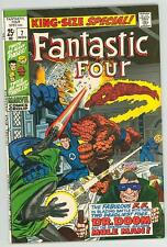 FANTASTIC FOUR KING SIZE 7 7.0 FN-VF NICE PAGES GLOSSY COVER RC
