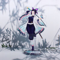 Demon Slayer Shinobu Kocho with Butterfly Standing Acrylic Anime Figure