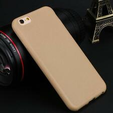 iPhone 7 8 Luxury Thin TPU Leather Case