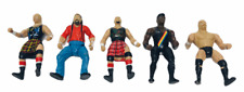 Vintage WCW WWE Micro Wrestling Action Figures Bundle Ron Simmons
