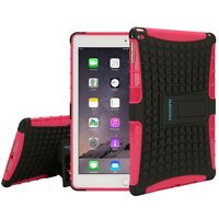 TKOOFN Strong Heavy Duty Shockproof Cover Stand for Apple iPad Air Bundled