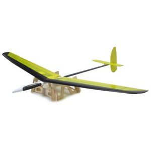 """RC DLG Glider SPECTRE Thermal Hand Launch Glider FRP ARF kit ~59"""" wing span"""