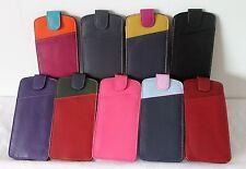 Golunski Leather Glasses Case  *  Various Colours