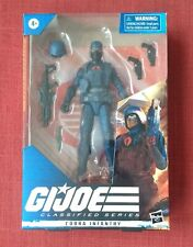 "G.I. Joe Classified Cobra Infantry 6"" Action Force Hasbro"