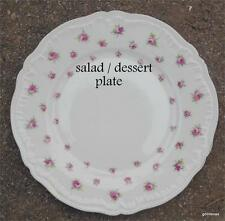 "Vintage  Theodore Haviland  Wilton Dessert Plate 7 5/8"" 1945 - 1959 USA"