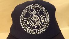 Vtg International Association of Machinists & Aerospace Workers Snapback Hat/Cap