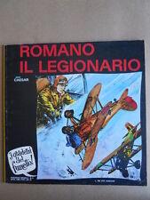 ROMANO IL LEGIONARIO Serie Caesar I Quaderni del Fumetto 1973 [G626] BUONO