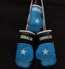 MINI Guantoni Da Boxe SOMALIA PLUS Portachiavi-hang In Auto