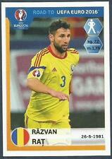 PANINI ROAD TO UEFA EURO 2016- #242-ROMANIA-RAZVAN RAT