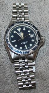 TAG HEUER PROFESSIONAL 200 METER BLUE DIAL 980-613B MENS WATCH