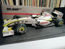 1/18 F1 Minichamps Brawn GP001 Brazil09 Livery UK DELIVERY ONLY READ DESCRIPTION