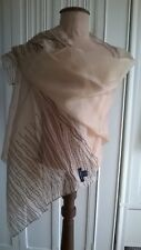 Authentic Burberry London Silk Wrap / Shawl 100% Silk