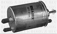Borg & Beck Filtro Combustible Para Clase C Motor de Gasolina 2.0