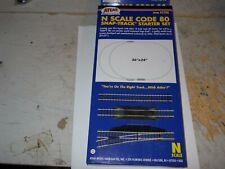 N Atlas #2788 Code 80 Starter Track Set