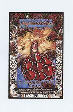 Grateful Dead 1995 Summer Tour Last Year of Grateful Dead Handbill 3.5 x 5.5