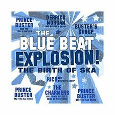 Derrick Morgan, Rivo Prince Buster - The Blue Beat Explosion [CD]
