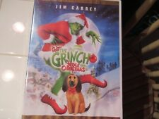 Dr Seuss How The Grinch Stole Christmas Jim Carrey Collectors Edition Sealed Dvd