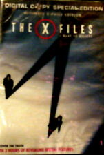 The X-FILES I WANT to BELIEVE (2008) Three-Disc Ultimate X-Phile Special Edition