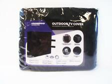 Weatherproof Stronghold Accessories Outdoor TV Cover Fits TV's 60