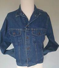 Medium Vintage Gap Pioneer Blue Denim Jean Jacket Mens