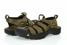 Keen Newport Men's brown strappy washable trail sandals sz. 7.5 ( 40 )