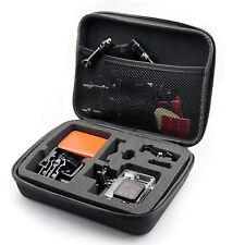 Custodia FOTOCAMERA indossare VIAGGIO BAG CASE per Gopro Fotocamera Hero 3+ 4