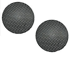 2pcs Φ17mm~Φ80mm Tweeter decoration ring speaker grilles Protective net cover