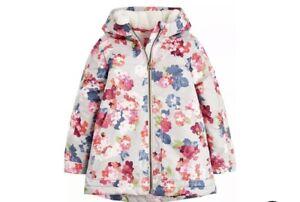 Joules Age 6 Coat Floral