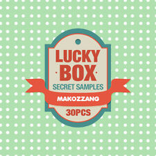 Lucky Box Secret Samples Korea Cosmetic Samples 30pcs Set Newest + Free Shipping