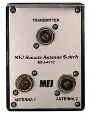 MFJ-4712 Remote antenna switch,2-Position, 1.8-150MHz