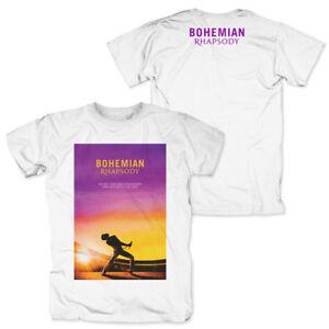 QUEEN - Bohemian Rhapsody Sunset T-Shirt