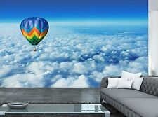 Hot Air Balloon  Wall Mural Photo Wallpaper GIANT DECOR Paper Poster Free Paste