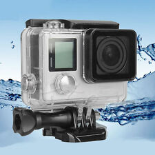 for GoPro Hero 4 Underwater Waterproof Diving Protective Housing Case Cover