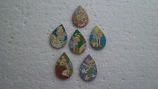 *~* Disney Dlr Tinker Bell Nature Collection 2008 6 Pins Hm Pin *~*