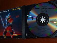 Grand Prix - Samurai Japan BURRN! cd Dirty Tricks Uriah Heep Far Corporation