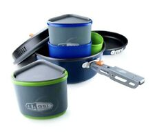 GSI Outdoors - Bugaboo Backpacker, Nesting Cook Set Superior Backcountry Cooking