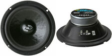 """NEW (2) 8"""" Woofer MidRange Speakers.8ohm.eight inch.Replacement.Pair.Home Audio"""