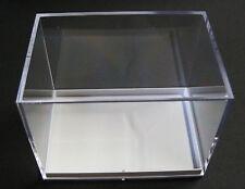 1 St. 82x55x62 mm Dose Mineraliendose Acryl Vitrine Box Sammelkasten Sammlung