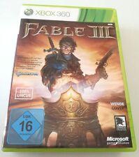 FABLE III GIOCO XBOX 360 (ED.GERMANIA) SPED GRATIS SU + ACQUISTI!!