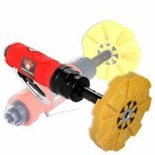 Pro Heavy Duty Air Powered Power Eraser Pad Erasing Tool
