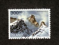 Iceland--#737 Used--1991 Kverkfjoll Mountains