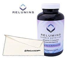 Relumins Advance Nutrition Skin whitening Vitamin C W/ Rose Hips & Bioflavinoids