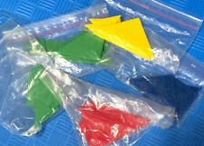 Math Manipulatives Tangrams Set of 4 Colors Educational Hands-On Learning