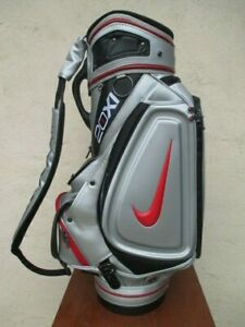 New Nike 20XI Staff Golf Bag With Rain Hood