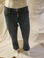 Lucky Brand Women's Jeans Size 12/31 Medium Wash Boot Cut Ankle Denim