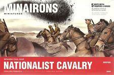 Minairons Miniatures 1/72 Spanish Civil War Nationalist Cavalry